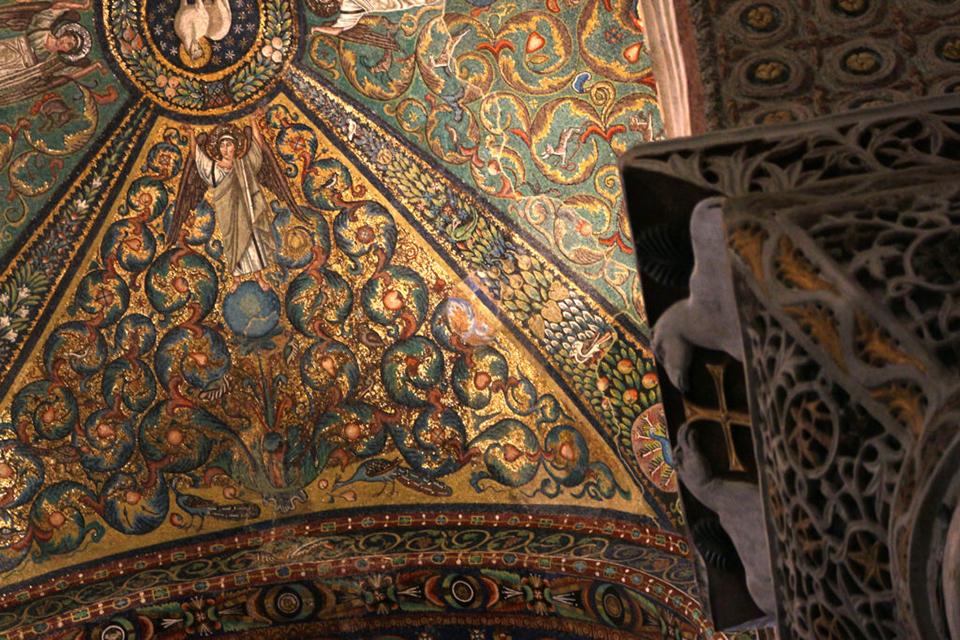 Basilica San Vitale Ravenna visita guidata