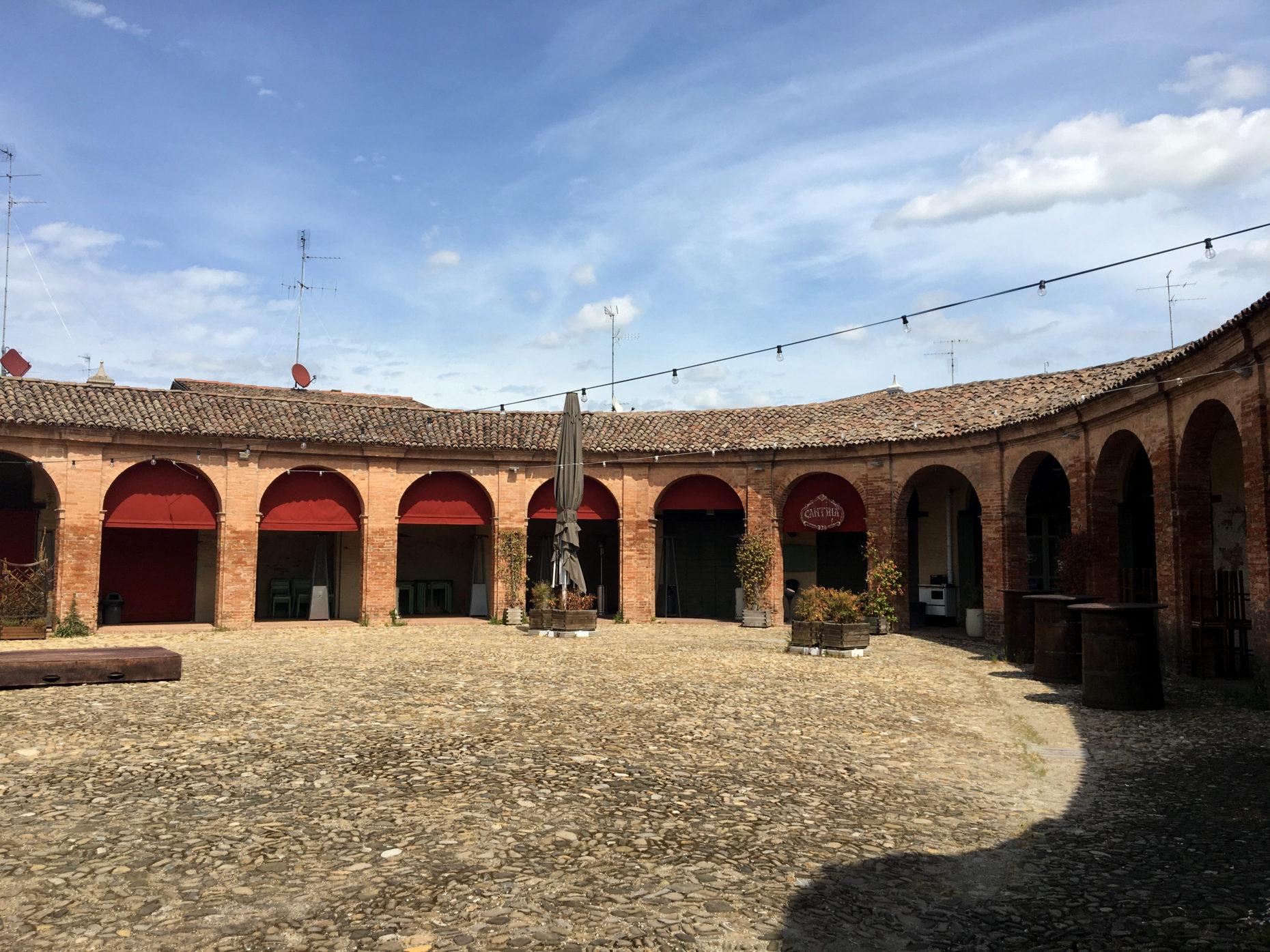 Piazza Nuova Bagnacavallo