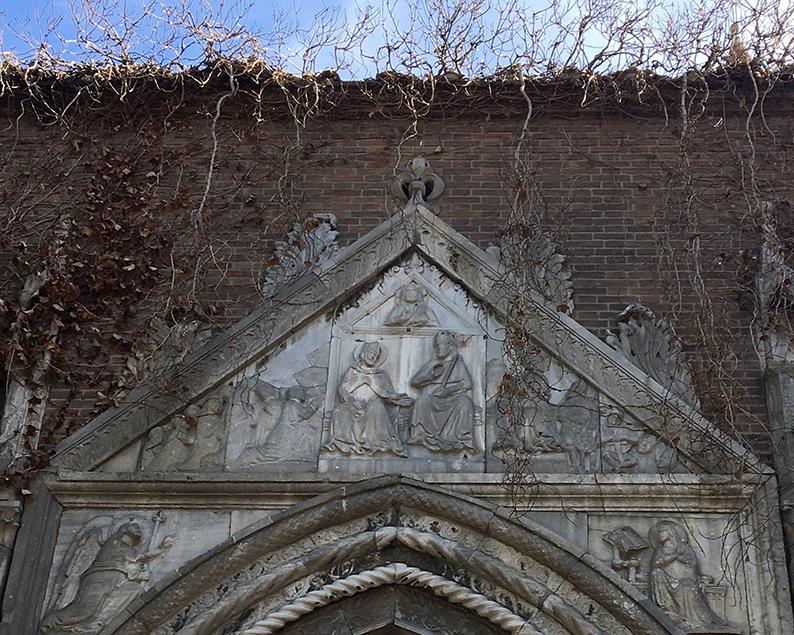 Basilica San Giovanni Evangelista Ravenna